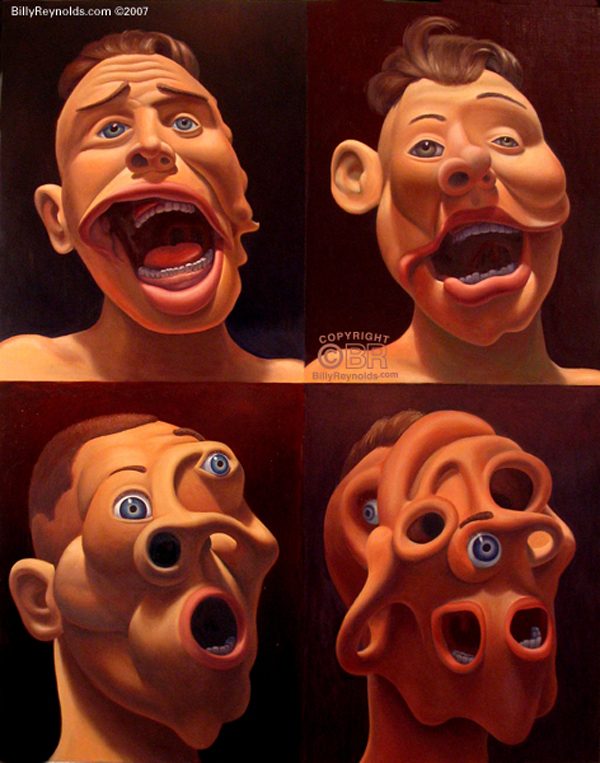 """Four Heads"""